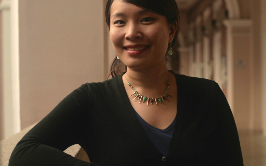 """Guest Lecture with Dr. Selina Lai-Henderson on June 21, 2016: """"Langston Hughes, Harlem and Shanghai"""""""