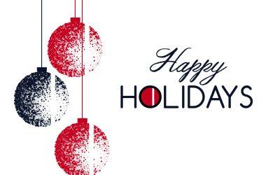 Happy Holidays! 🗓